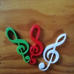 Download free 3D printing models G Key, manubocc69