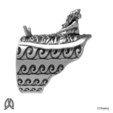 Archivos 3D Anillo sirena sirena, Double_Alfa