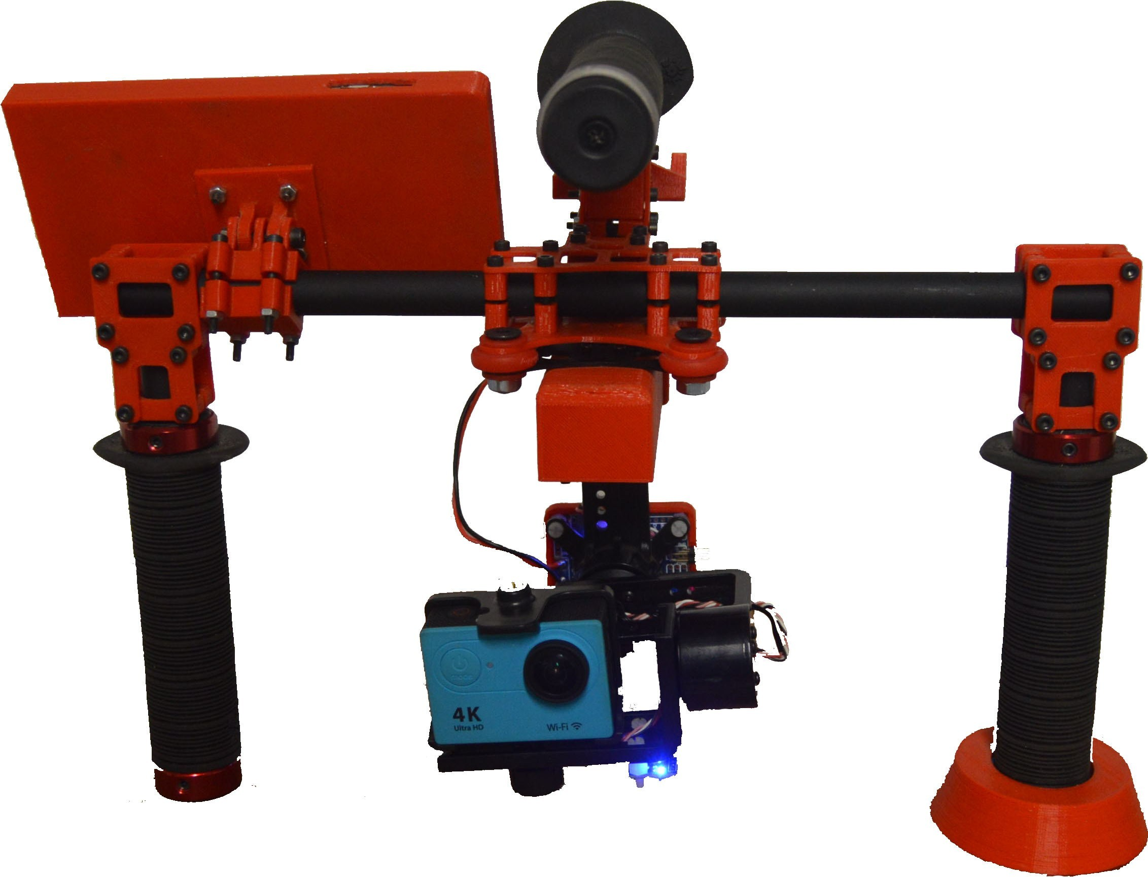 presentacion.jpg Download free STL file Video Stabilizer • Model to 3D print, relieves3d