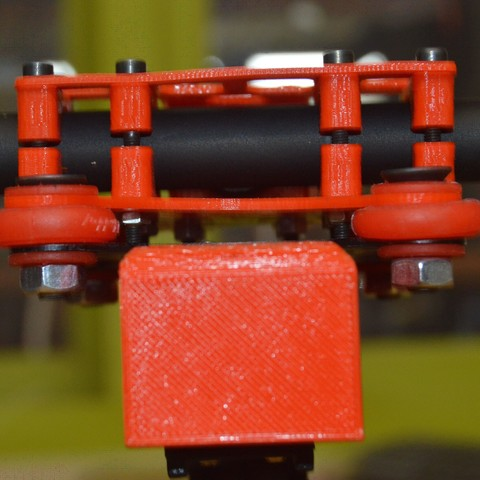 union gimbal y estabilizador.jpg Download free STL file Video Stabilizer • Model to 3D print, relieves3d
