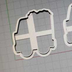 Download free STL file TRUCK WITH VEGETABLES // TRUCK • 3D printing model, floreyes80