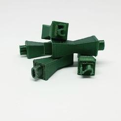 1.jpg Download STL file Number Stamps • 3D printer model, PsychoNomad17