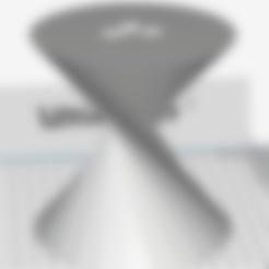 StratoMaker, Base.stl Download free STL file Stratomaker Rocket Mascot • 3D print model, cmcdow