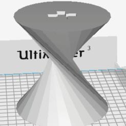 Free 3D printer files Stratomaker Rocket Mascot, cmcdow