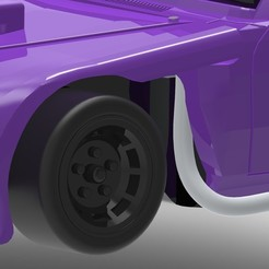"key958.49.jpg Download STL file Chevy ""OCA"" Jose Maria Traverso • 3D printable model, ceogerman"