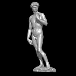 Modelos 3D para imprimir miguel angel for print, RV3Design
