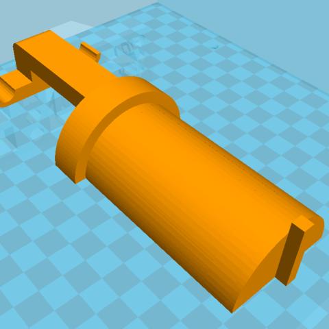Capture.PNG Télécharger fichier STL gratuit Support bobine Disco Easy 200 • Modèle imprimable en 3D, BaptisteBldl