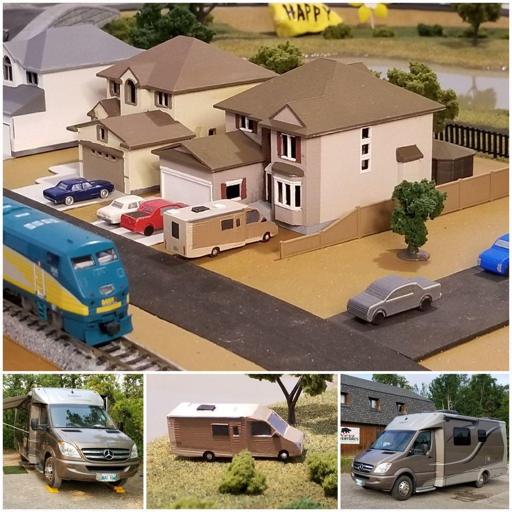 4300343ac810d971884b9609cb5df337_display_large.jpg Télécharger fichier STL gratuit Camping-car (Échelle N & HO) • Design à imprimer en 3D, MFouillard