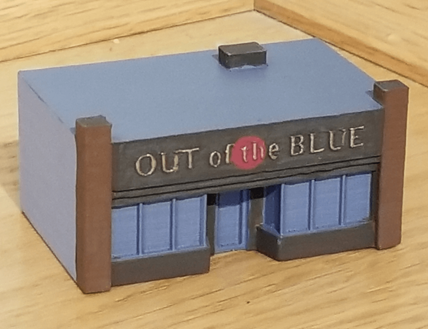 Capture d'écran 2018-02-08 à 10.24.14.png Download free STL file N-Scale Building #2 (set) • Object to 3D print, MFouillard