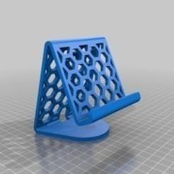 Download 3D printing templates telephone holder, juju77320