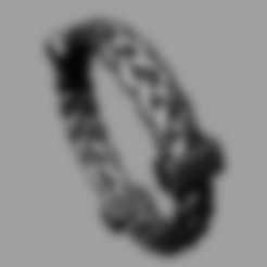 Free 3D model ring, serkantuluk