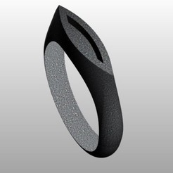 Download free 3D printing files ring, serkantuluk