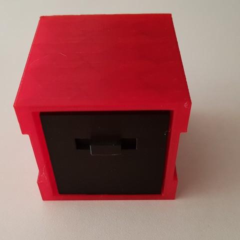 archivos stl caja pequeña gratis, solunkejagruti