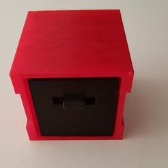 Free 3D printer file small box, solunkejagruti