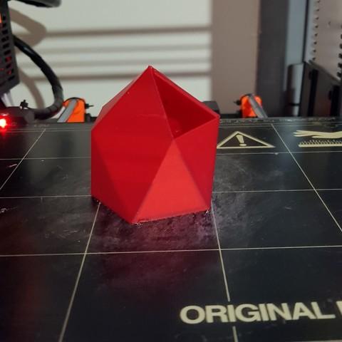 20180213_185352.jpg Download free STL file Mini planter • 3D printing design, solunkejagruti