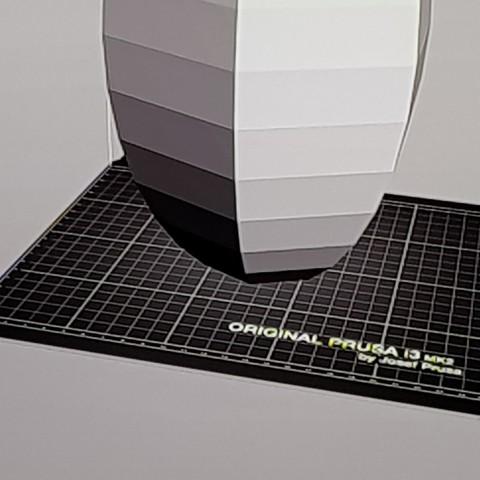 Free 3d printer files uv sphare planter, solunkejagruti