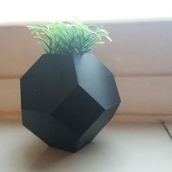 Mini planter STL file, solunkejagruti