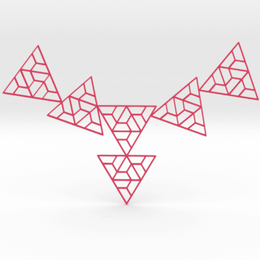 043DDAF8-3BEF-4FF3-93C2-B7BBE60FD6F6.png Download free STL file Geometric necklace • 3D printer model, solunkejagruti