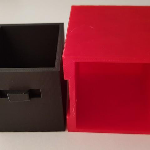 20180218_170233.jpg Download free STL file small box • 3D printable object, solunkejagruti