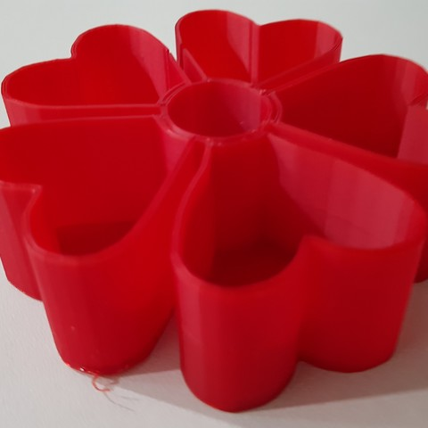 Free 3D printer file Flower Box, solunkejagruti