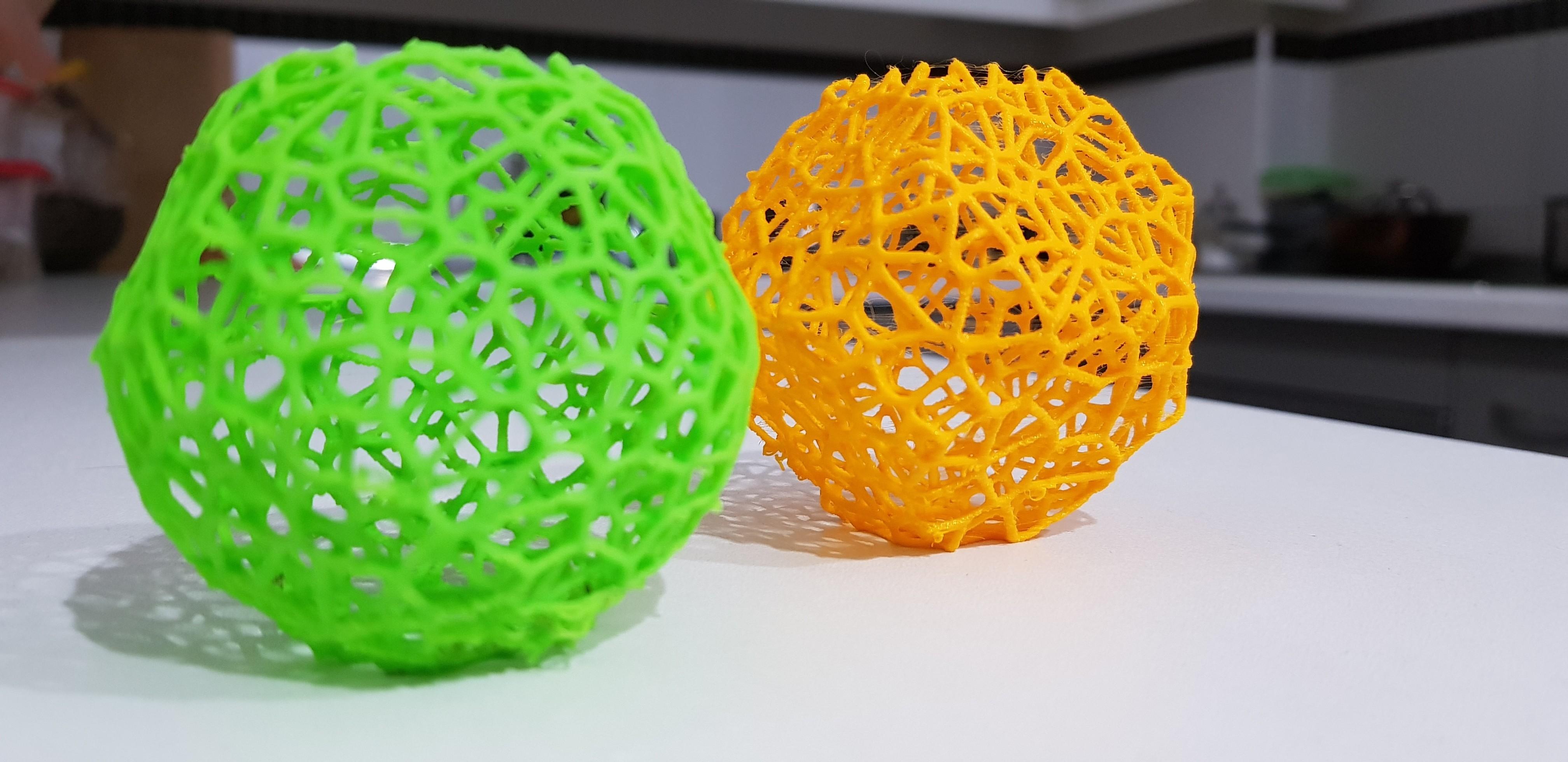 20180616_223439.jpg Download free STL file voronoi pot • 3D printer template, solunkejagruti