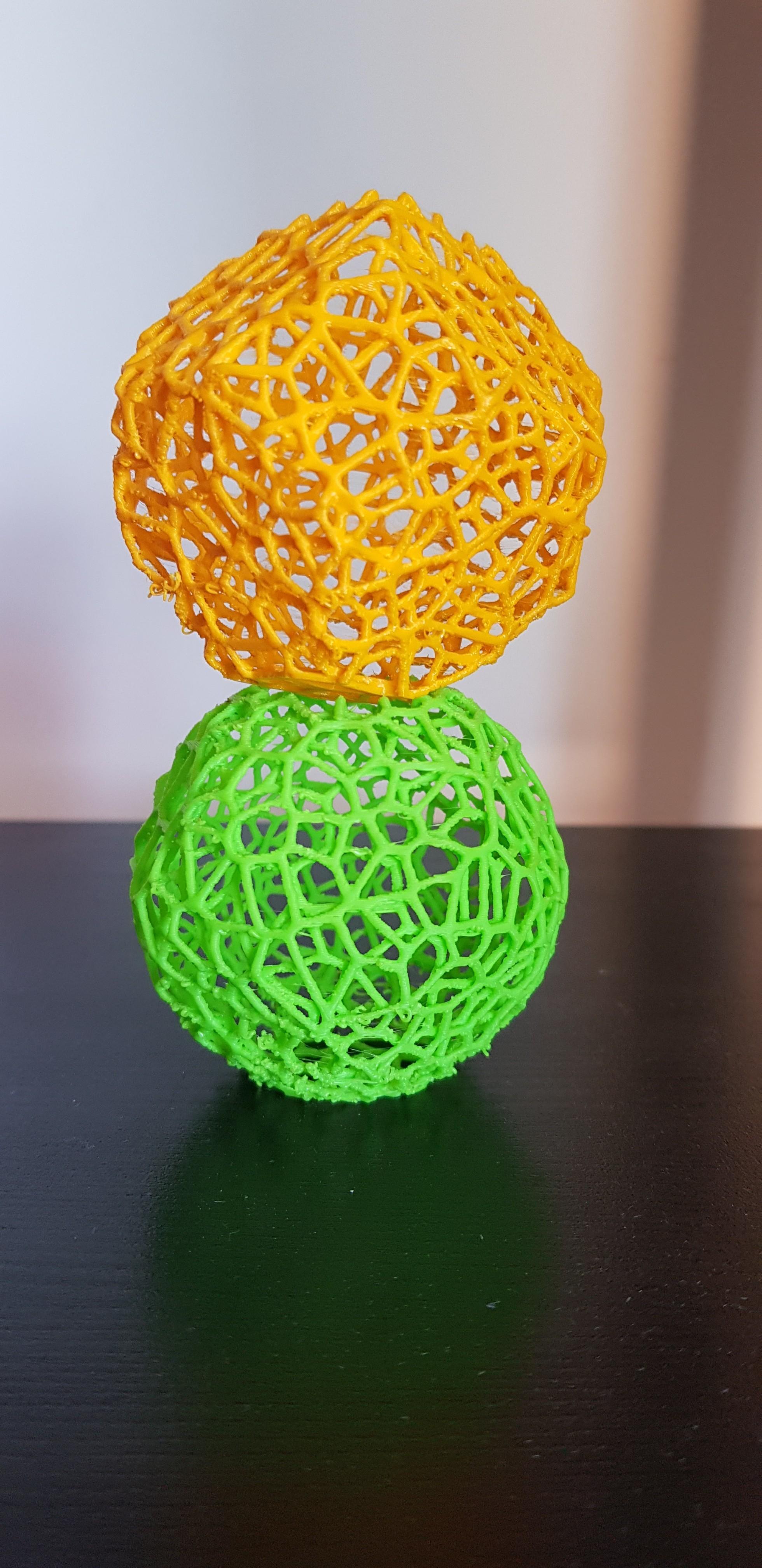 20180618_113609.jpg Download free STL file voronoi pot • 3D printer template, solunkejagruti