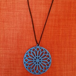 3D print files necklace, solunkejagruti