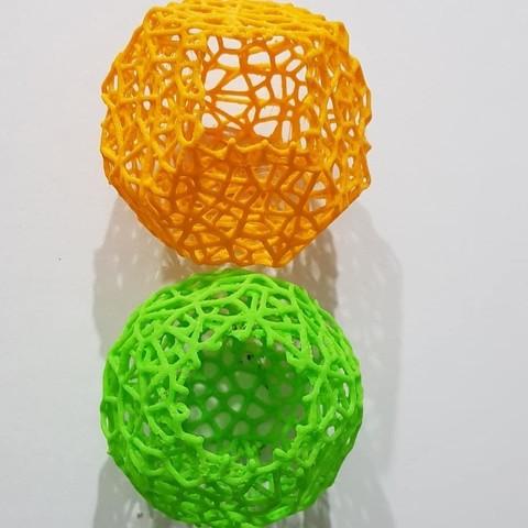 IMG_20180616_224731_103.jpg Download free STL file voronoi pot • 3D printer template, solunkejagruti