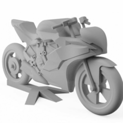 Untitled_v20.png Download STL file Motorcycle • 3D printing object, Eyf_design
