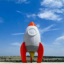 4.jpg Télécharger fichier STL Tirelire du vaisseau spatial • Plan pour impression 3D, Eyf_design