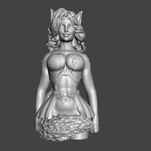 Download free 3D printer model ATTENSHUN - Redfox displays her medals! - by SPARX, wikd2011