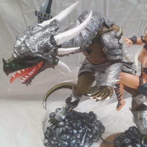 Descargar diseños 3D GOT Dragons Heart Revenge part2- by SPARX, wikd2011