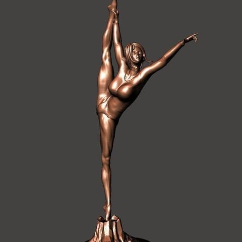 Free 3D model Elven Ballet Series 1 - by SPARX, wikd2011