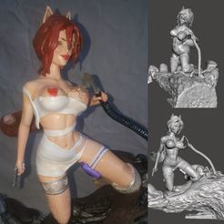 main.jpg Download free STL file Kong Destroy's - Redfox06- by SPARX • 3D printing template, wikd2011