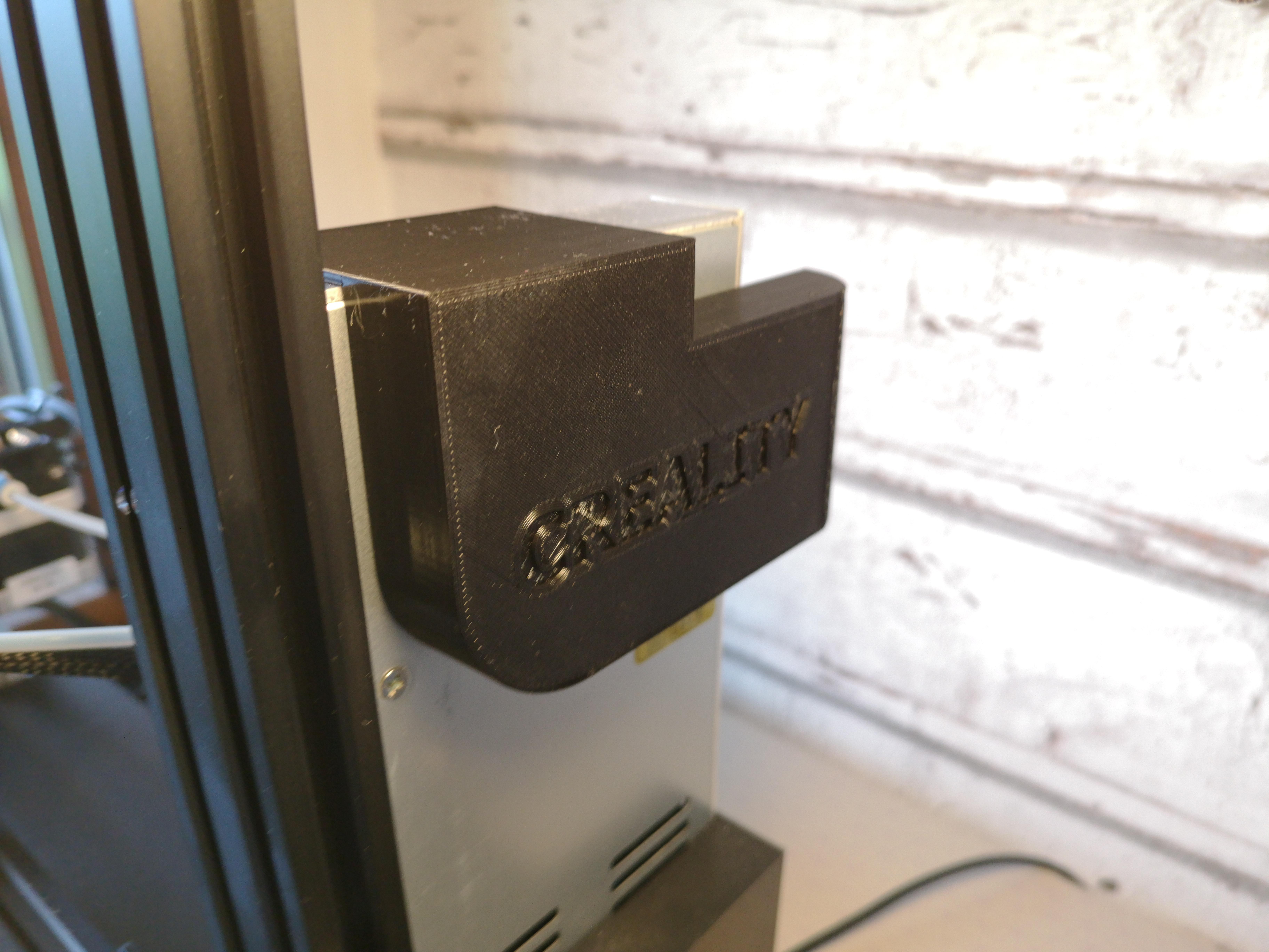IMG_20190823_122405[1].jpg Télécharger fichier STL gratuit Couvercle de ventilateur Creality Ender 3 Pro PSU • Plan à imprimer en 3D, patrikglasoga