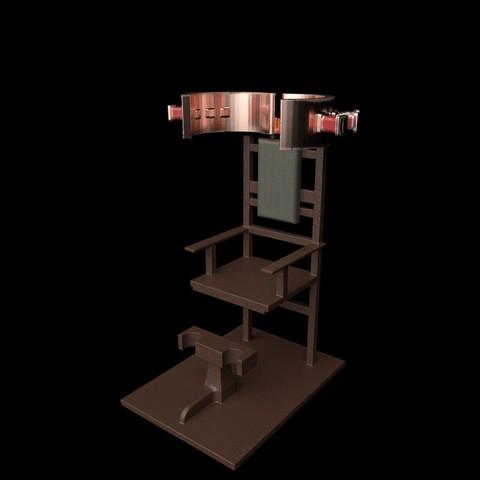 Télécharger plan imprimante 3D DARK Noah Time Machine, Dogukan