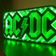 Download 3D print files AC / DC led lamp # 3dprintRocks, irunea3dprint