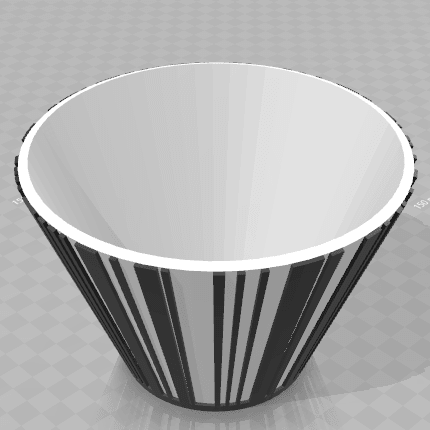 Schermafdruk 2018-02-12 09.28.01.png Download STL file Barcode Pot • 3D printing design, Cr4zy