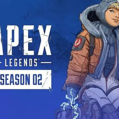 Descargar archivos 3D gratis Apex Legends Battle Charge Logo, jogawww