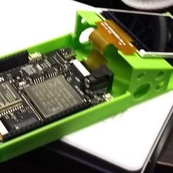 Télécharger plan imprimante 3D gatuit Étui Maixduino, lreinhart