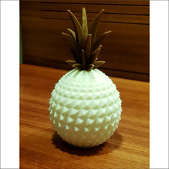 Download 3D printer model PINEAPPLE , miracyalcin