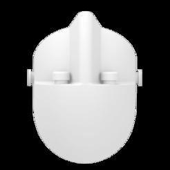 Télécharger fichier STL gratuit MASQUE TYPE FFP2 COVID-19 LONG, MXEYEDESIGN