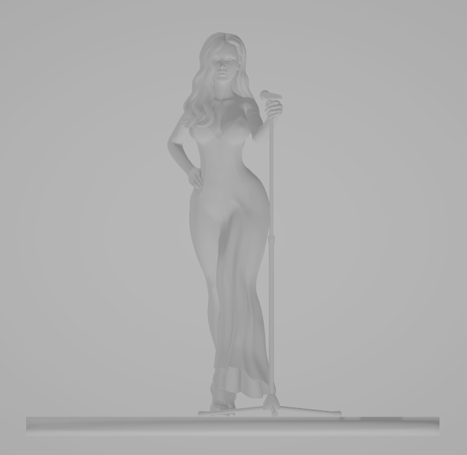 Sin título.png Download free STL file Jessica Rabbit • Template to 3D print, diegolopez266