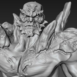 Download free 3D printing templates doomsday, juankolor