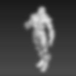 Fichier STL peau noire, juankolor