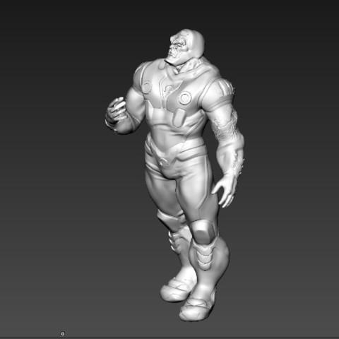 Imprimir en 3D darkseide , juankolor