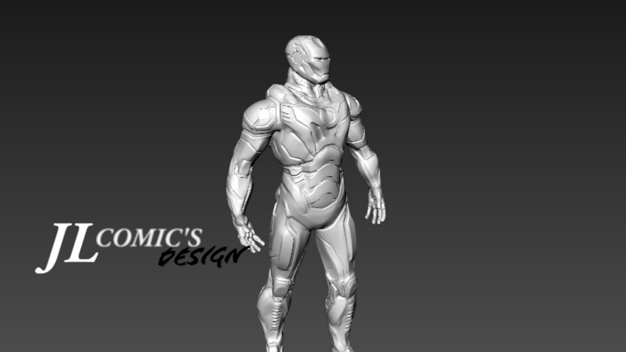 1531749416536.jpg Download STL file iron man • 3D printable design, juankolor