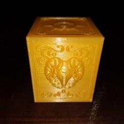 Aries.jpg Télécharger fichier STL Pack 12 boîtes de pandora • Objet imprimable en 3D, pablog673