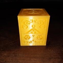 Imprimir en 3D Pandora box Libra, pablog673