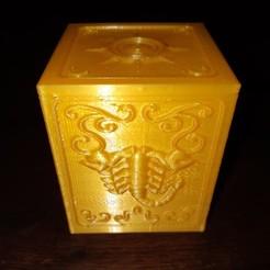 Impresiones 3D Pandora box Scorpio, pablog673